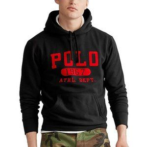 Polo Ralph Lauren Fleece Graphic Hoodie
